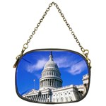 Usa White House Chain Purse (One Side)