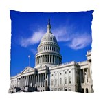 Usa White House Cushion Case (Two Sides)