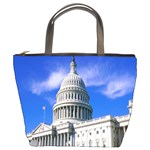 Usa White House Bucket Bag