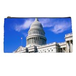 Usa White House Pencil Case