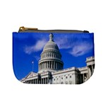Usa White House Mini Coin Purse