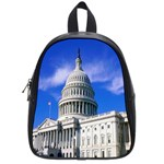Usa White House School Bag (Small)