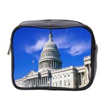 Usa White House Mini Toiletries Bag (Two Sides)