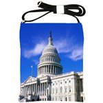 Usa White House Shoulder Sling Bag