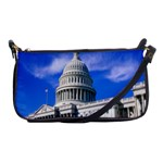 Usa White House Shoulder Clutch Bag