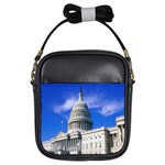 Usa White House Girls Sling Bag