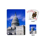 Usa White House Playing Cards (Mini)