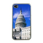 Usa White House Apple iPhone 4 Case (Clear)