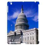 Usa White House Apple iPad 3/4 Hardshell Case (Compatible with Smart Cover)