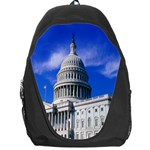 Usa White House Backpack Bag