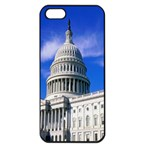 Usa White House Apple iPhone 5 Seamless Case (Black)