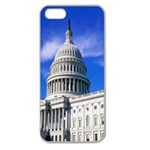 Usa White House Apple Seamless iPhone 5 Case (Clear)