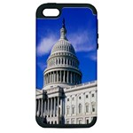 Usa White House Apple iPhone 5 Hardshell Case (PC+Silicone)