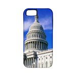 Usa White House Apple iPhone 5 Classic Hardshell Case (PC+Silicone)