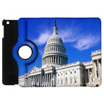 Usa White House Apple iPad Mini Flip 360 Case