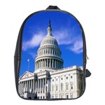 Usa White House School Bag (XL)
