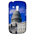 Usa White House Samsung Galaxy S3 MINI I8190 Hardshell Case