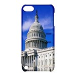 Usa White House Apple iPod Touch 5 Hardshell Case with Stand