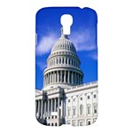 Usa White House Samsung Galaxy S4 I9500 Hardshell Case