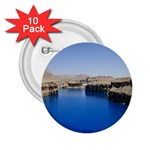 Water And Desert Band Eamir Afghanistan 2.25  Button (10 pack)