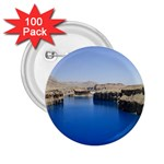 Water And Desert Band Eamir Afghanistan 2.25  Button (100 pack)