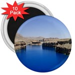 Water And Desert Band Eamir Afghanistan 3  Magnet (10 pack)