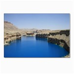 Water And Desert Band Eamir Afghanistan Postcards 5  x 7  (Pkg of 10)