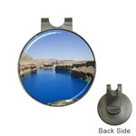 Water And Desert Band Eamir Afghanistan Golf Ball Marker Hat Clip