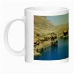 Water And Desert Band Eamir Afghanistan Night Luminous Mug