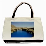 Water And Desert Band Eamir Afghanistan Classic Tote Bag
