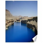 Water And Desert Band Eamir Afghanistan Canvas 12  x 16