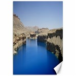 Water And Desert Band Eamir Afghanistan Canvas 20  x 30