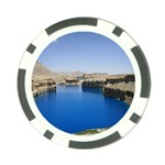 Water And Desert Band Eamir Afghanistan Poker Chip Card Guard