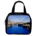 Water And Desert Band Eamir Afghanistan Classic Handbag (One Side)