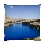 Water And Desert Band Eamir Afghanistan Cushion Case (One Side)
