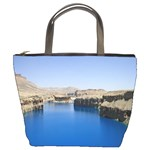 Water And Desert Band Eamir Afghanistan Bucket Bag