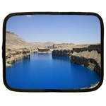 Water And Desert Band Eamir Afghanistan Netbook Case (XXL)