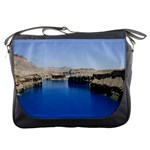 Water And Desert Band Eamir Afghanistan Messenger Bag