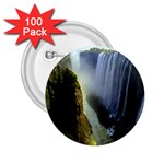 Victoria Falls Zambia 2.25  Button (100 pack)