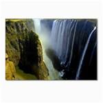 Victoria Falls Zambia Postcard 4  x 6