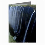 Victoria Falls Zambia Greeting Cards (Pkg of 8)