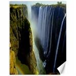 Victoria Falls Zambia Canvas 12  x 16