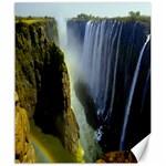 Victoria Falls Zambia Canvas 20  x 24
