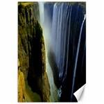 Victoria Falls Zambia Canvas 20  x 30
