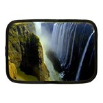 Victoria Falls Zambia Netbook Case (Medium)