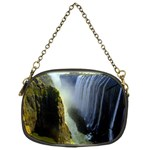 Victoria Falls Zambia Chain Purse (One Side)