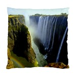 Victoria Falls Zambia Cushion Case (Two Sides)