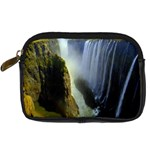 Victoria Falls Zambia Digital Camera Leather Case