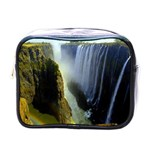 Victoria Falls Zambia Mini Toiletries Bag (One Side)