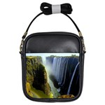 Victoria Falls Zambia Girls Sling Bag